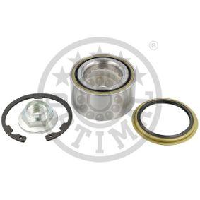Wheel Bearing Kit Ø: 76mm, Inner Diameter: 42mm with OEM Number OK201-33-065 A