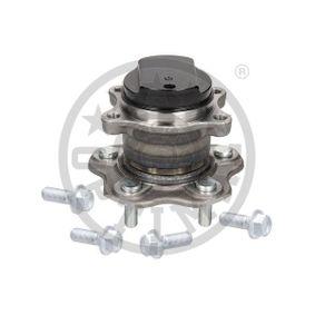 Radlagersatz Ø: 145mm mit OEM-Nummer 43202 JG000