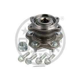 Radlagersatz Ø: 147mm, Innendurchmesser: 26mm mit OEM-Nummer 4320 2JY 00A