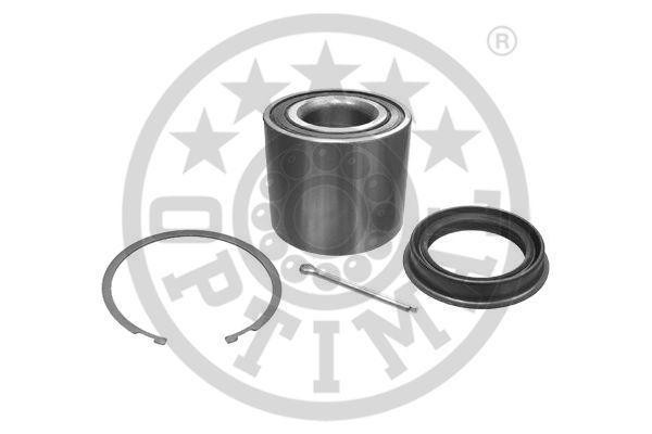 OPTIMAL  962716 Radlagersatz Ø: 60mm, Innendurchmesser: 27mm