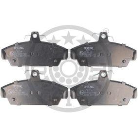 Brake Pad Set, disc brake Article № 9674 £ 150,00