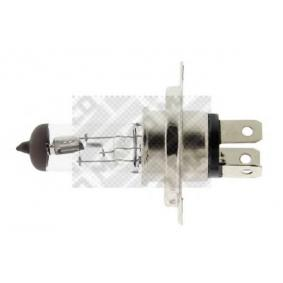 MAPCO Glühlampe, Hauptscheinwerfer 103200 für AUDI COUPE (89, 8B) 2.3 quattro ab Baujahr 05.1990, 134 PS