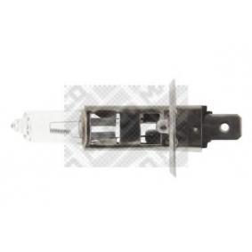 MAPCO Glühlampe, Nebelscheinwerfer 103202 für AUDI COUPE (89, 8B) 2.3 quattro ab Baujahr 05.1990, 134 PS