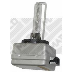 Glühlampe, Fernscheinwerfer D1R (Gasentladungslampe) 85V 35W PK32d-3 103221 SKODA Octavia II Combi (1Z5)