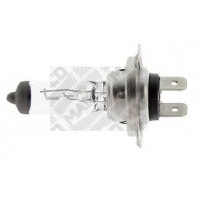 MAPCO Glühlampe, Hauptscheinwerfer 103230 für AUDI A4 (8E2, B6) 1.9 TDI ab Baujahr 11.2000, 130 PS