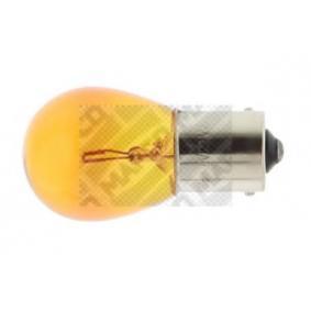 MAPCO Glühlampe, Blinkleuchte 103281 für AUDI A4 Cabriolet (8H7, B6, 8HE, B7) 3.2 FSI ab Baujahr 01.2006, 255 PS