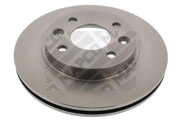 Bremsscheiben 15109 MAPCO 15109 in Original Qualität