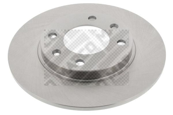 MAPCO  15426 Brake Disc Brake Disc Thickness: 8mm, Num. of holes: 4, Ø: 247mm