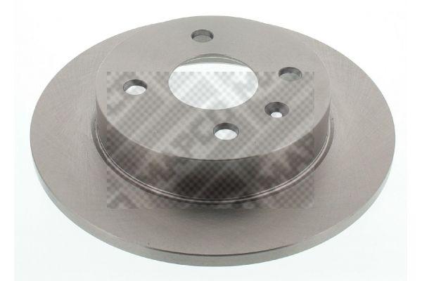 Brake Discs 15858 MAPCO 15858 original quality