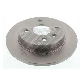 Brake Disc 15858 Astra Mk5 (H) (A04) 1.7 CDTi MY 2007