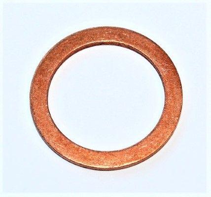 ELRING  131.806 Ölablaßschraube Dichtung Ø: 32mm, Dicke/Stärke: 2mm, Innendurchmesser: 24mm