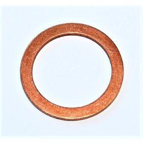 Ölablaßschraube Dichtung Ø: 32mm, Dicke/Stärke: 2mm, Innendurchmesser: 24mm mit OEM-Nummer 188136