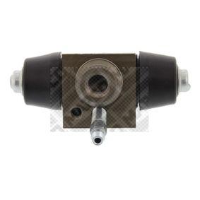 Radbremszylinder Bohrung-Ø: 19mm mit OEM-Nummer 6Q0 611 053B