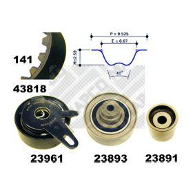 Zahnriemensatz 23818 CRAFTER 30-50 Kasten (2E_) 2.5 TDI Bj 2007