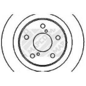 Bremsscheibe Art. Nr. 25582 120,00€