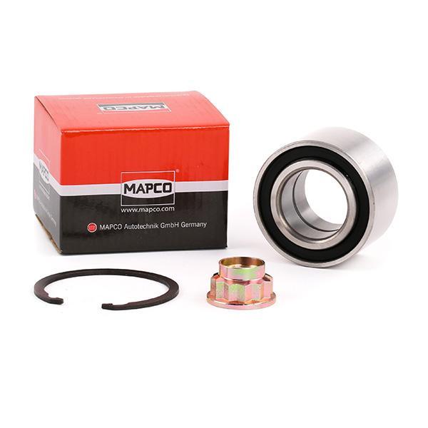 Cojinetes de rueda MAPCO 26201 conocimiento experto