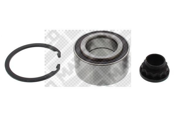 Wheel Hub Bearing 26361 MAPCO 26361 original quality