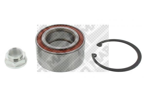 MAPCO  26504 Wheel Bearing Kit Ø: 79mm, Inner Diameter: 43mm
