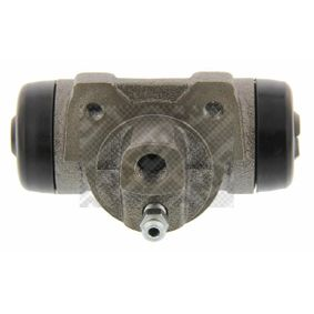 MAPCO  2651 Radbremszylinder Bohrung-Ø: 21mm