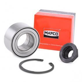 Cojinete de Rueda FORD FOCUS (DAW, DBW) 1.8 TDCi de Año 03.2001 115 CV: Juego de cojinete de rueda (26641) para de MAPCO