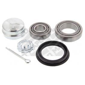 Radlagersatz Ø: 39,9, 50,3mm, Innendurchmesser: 17,5, 29mm mit OEM-Nummer 6U0598625