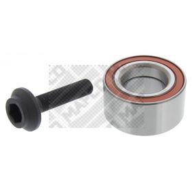 MAPCO  26772 Wheel Bearing Kit Ø: 75mm, Inner Diameter: 39mm