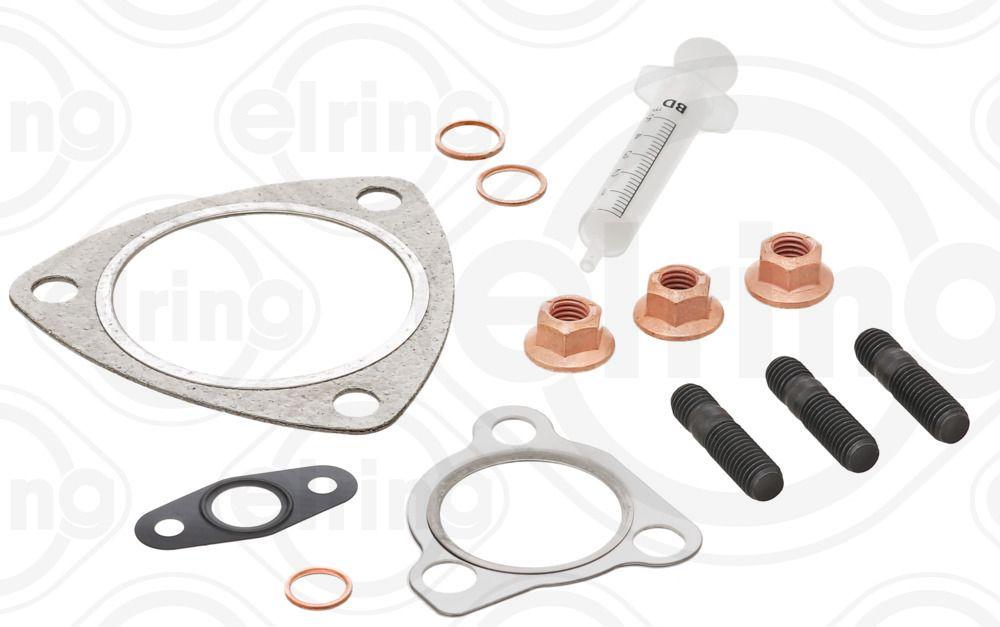 Juego de montaje, turbocompresor ELRING 53039900049 conocimiento experto