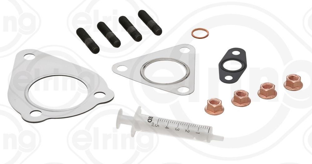 Juego de montaje, turbocompresor ELRING 4542315007S evaluación