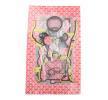 Kurbelgehäuse für OPEL CORSA C (F08, F68) 1.2 75 PS ab Baujahr 09.2000 ELRING Dichtungssatz, Kurbelgehäuse (127.540) für