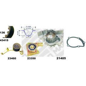 Wasserpumpe + Zahnriemensatz mit OEM-Nummer 0816 58