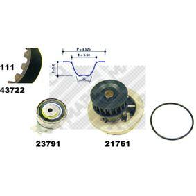 Водна помпа+ к-кт ангренажен ремък 41722 Astra F Caravan (T92) 1.6 (F08, C05) Г.П. 1998