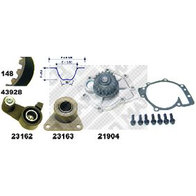 Water pump and timing belt kit Article № 41928 £ 140,00