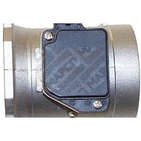 MAPCO Luftmassenmesser 42819 für AUDI 80 (8C, B4) 2.8 quattro ab Baujahr 09.1991, 174 PS