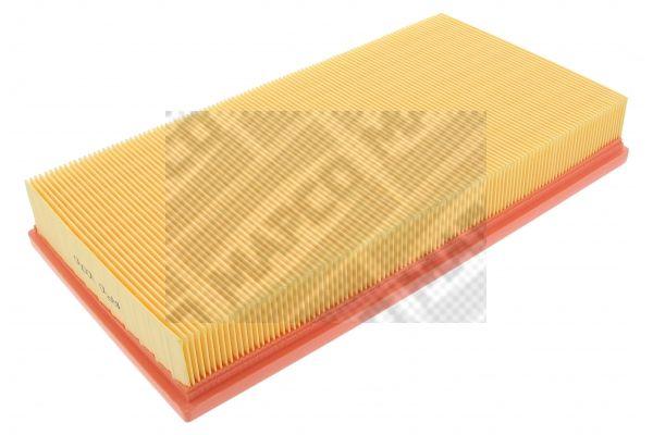 Luftfilter MAPCO 60030 rangering
