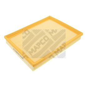 Air Filter Length: 293mm, Width: 234mm, Height 1: 42mm, Length: 293mm with OEM Number 5834282