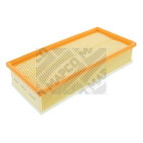 Luftfilter Länge: 312mm, Breite: 150mm, Höhe: 69mm mit OEM-Nummer 178010B020