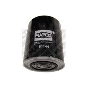Ölfilter Ø: 108mm, Außendurchmesser 2: 72mm, Innendurchmesser 2: 63mm, Höhe: 145mm mit OEM-Nummer 190 2047