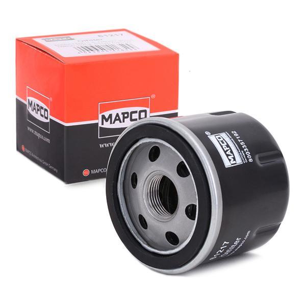 Filter MAPCO 61217 Erfahrung