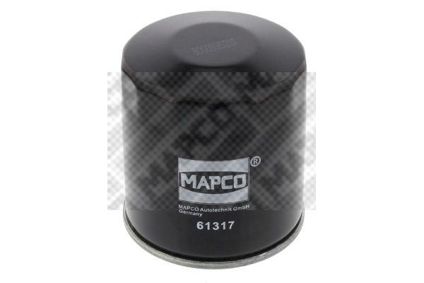 Motorölfilter 61317 MAPCO 61317 in Original Qualität