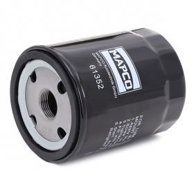 Oil Filter Ø: 76mm, Outer diameter 2: 71mm, Inner Diameter 2: 62mm, Height: 100mm with OEM Number 46468378