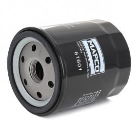 Oil Filter 61601 2 (DY) 1.25 MY 2005