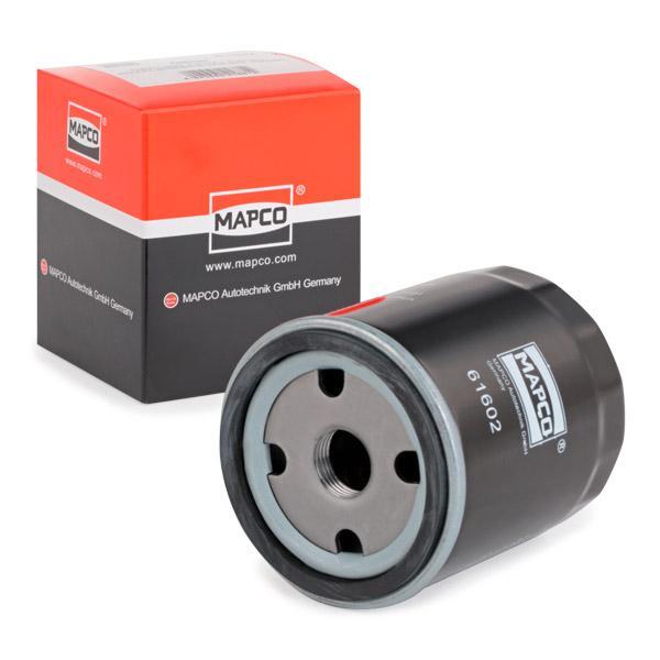 Ölfilter MAPCO 61602 Erfahrung