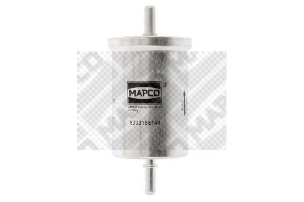 Kraftstofffilter MAPCO 62072 4043605080387
