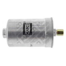 MAPCO Kraftstofffilter 62177 für AUDI 90 (89, 89Q, 8A, B3) 2.2 E quattro ab Baujahr 04.1987, 136 PS