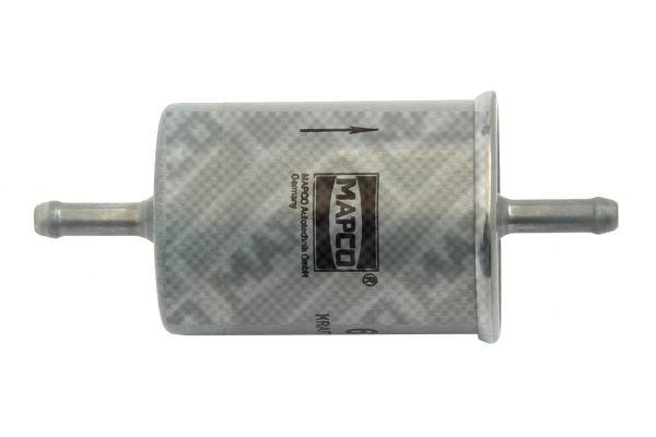 MAPCO  62221 Filtro carburante Alt.: 136mm