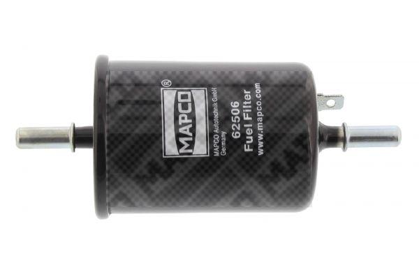 Filtro de Combustible MAPCO 62506 conocimiento experto