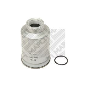Fuel filter Height: 137mm with OEM Number R2N5-13ZA5