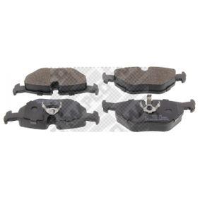 Bremsbelagsatz, Scheibenbremse Breite: 123mm, Höhe: 44,9mm, Dicke/Stärke: 17,3mm mit OEM-Nummer 3421 116 0341