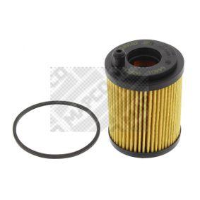 Filtro de aceite Ø: 65,5mm, Diám. int.: 25,6mm, Altura: 99mm con OEM número 1254385