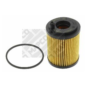 Filtro de aceite Ø: 65,5mm, Diám. int.: 25,6mm, Altura: 99mm con OEM número 30735878